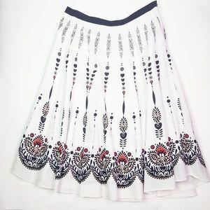 Clothing Co. Boho Midi Skirt
